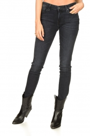 7 For All Mankind |  Cigarette leg jeans Pyper | black  | Picture 5
