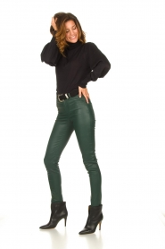 Dante 6 |  Lamb leather pants Campbell | green  | Picture 5