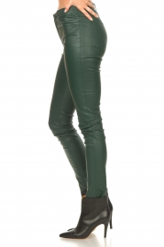 Dante 6 |  Lamb leather pants Campbell | green  | Picture 7