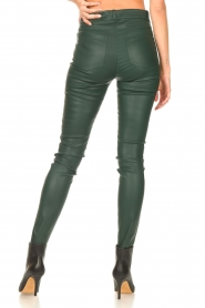 Dante 6 |  Lamb leather pants Campbell | green  | Picture 8