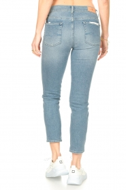 7 For All Mankind |  Skinny ankle jeans Roxanne | light blue  | Picture 6