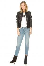 7 For All Mankind |  Skinny ankle jeans Roxanne | light blue  | Picture 2