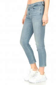 7 For All Mankind |  Skinny ankle jeans Roxanne | light blue  | Picture 5