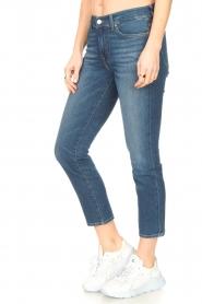 7 For All Mankind | Skinny enkel jeans Roxanne | blauw  | Afbeelding 5