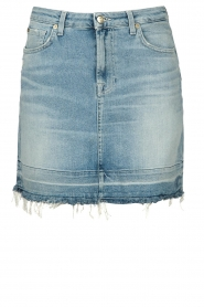 7 For All Mankind |  Denim skirt Seven | blue  | Picture 1
