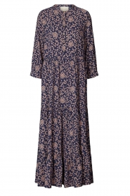 Lolly's Laundry |  Floral maxi dress Nee | blue  | Picture 1