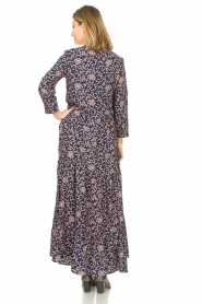 Lolly's Laundry |  Floral maxi dress Nee | blue  | Picture 6
