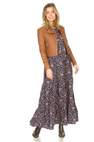 Lolly's Laundry    Floral maxi dress Nee   blue    Picture 3