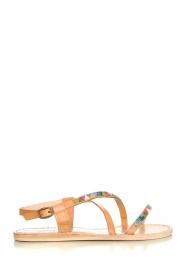 Laidback London |  Leather sandal Azari | multi  | Picture 3