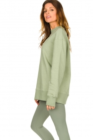 Lune Active |  Sweater Kylie | green  | Picture 6