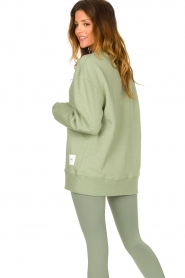 Lune Active |  Sweater Kylie | green  | Picture 7