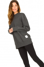 Lune Active |  Sweater Kylie | black  | Picture 5