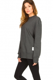 Lune Active |  Sweater Kylie | black  | Picture 6