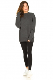 Lune Active |  Sweater Kylie | black  | Picture 3