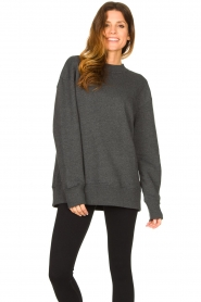 Lune Active |  Sweater Kylie | black  | Picture 2