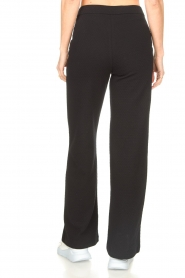 Lune Active |  Flared broek Camilla | black  | Picture 6