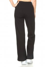 Lune Active |  Flared broek Camilla | black  | Picture 7