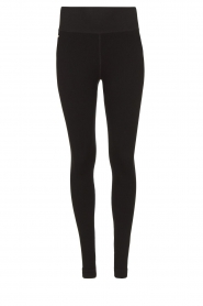 Lune Active |  Rib leggings Luna | black  | Picture 1