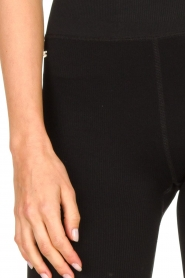 Lune Active |  Rib leggings Luna | black  | Picture 7