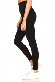 Lune Active |  Rib leggings Luna | black  | Picture 5