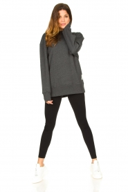 Lune Active |  Rib leggings Luna | black  | Picture 3