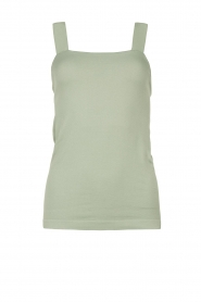 Lune Active |  Bandeau top Pique | green  | Picture 1