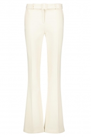 Aaiko |  Flared trousers Flarene | natural  | Picture 1