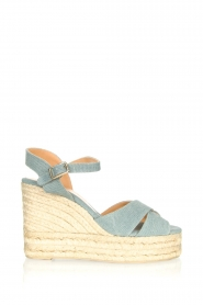 Castaner |  Wedges Blaudell 11 CM | blue  | Picture 1