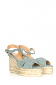 Castaner |  Wedges Blaudell 11 CM | blue  | Picture 3