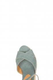 Castaner |  Wedges Blaudell 11 CM | blue  | Picture 5