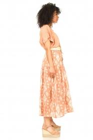Louizon |  Lace top Bonui | nude  | Picture 4