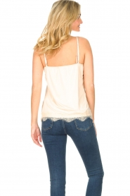 CC Heart |  Top with lace Puck | natural  | Picture 6