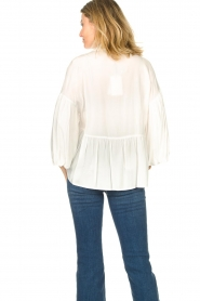 Kocca |  Blouse with wide sleeves | natural  | Picture 7