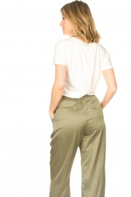 Kocca |  Top with rhinesstones Austin | natural  | Picture 5