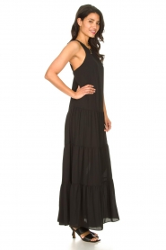 Kocca |  Maxi dress Jayani | black  | Picture 4