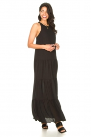 Kocca |  Maxi dress Jayani | black  | Picture 3