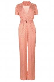 Kocca |  Printed jumpsuit Rakanja | orange   | Picture 1