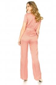 Kocca |  Printed jumpsuit Rakanja | orange   | Picture 6
