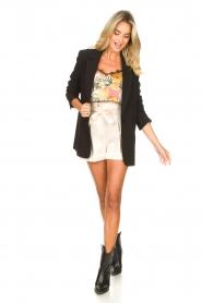 Kocca | Paperbag shorts Kito | naturel   | Afbeelding 3