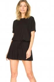 Kocca |  Paperbag shorts Kito | black  | Picture 2