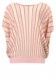 Liu Jo |  Top with batwing sleeves Jill | pink
