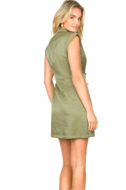 Liu Jo :  Blazer dress Mila | green  - img8