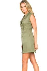 Liu Jo :  Blazer dress Mila | green  - img7