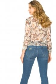 Liu Jo |  See-through blouse Liz | multi  | Picture 7
