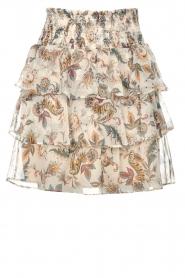Liu Jo |  Paisley printed skirt Emily | natural   | Picture 1
