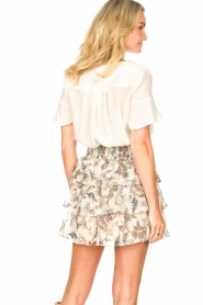 Liu Jo |  Paisley printed skirt Emily | natural   | Picture 7