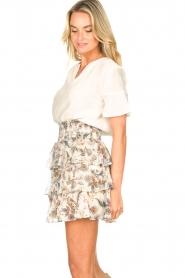 Liu Jo |  Paisley printed skirt Emily | natural   | Picture 6