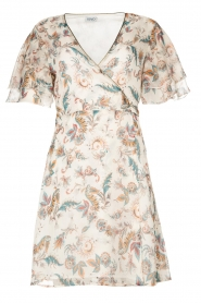 Liu Jo |  Floral wrapdress Olivia | natural  | Picture 1