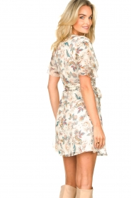 Liu Jo |  Floral wrapdress Olivia | natural  | Picture 7