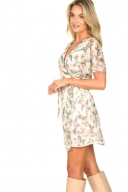 Liu Jo |  Floral wrapdress Olivia | natural  | Picture 6